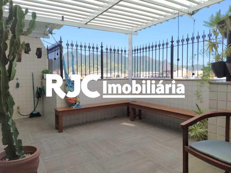 24. - Cobertura 1 quarto à venda Tijuca, Rio de Janeiro - R$ 685.000 - MBCO10017 - 28