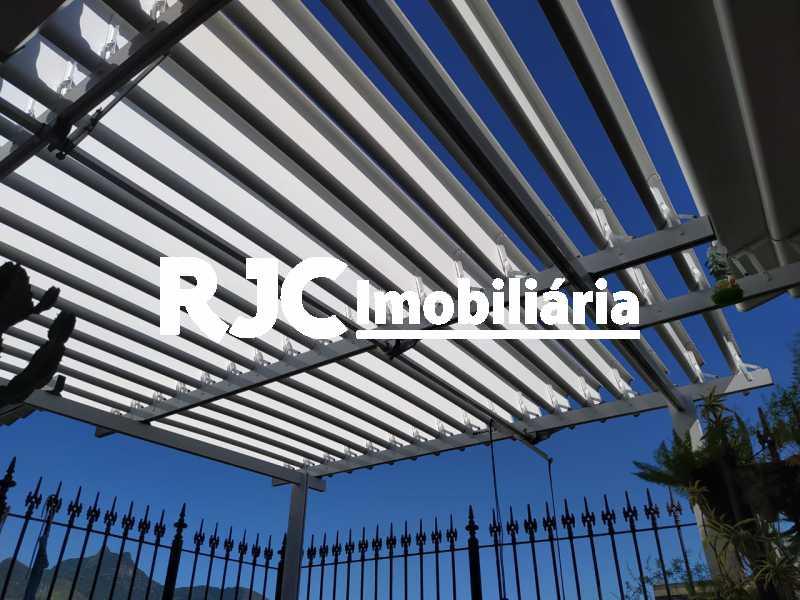 25. - Cobertura 1 quarto à venda Tijuca, Rio de Janeiro - R$ 685.000 - MBCO10017 - 29