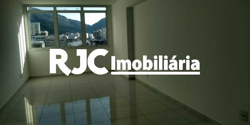 1 - Sala Comercial 33m² à venda Rua Pinto de Figueiredo,Tijuca, Rio de Janeiro - R$ 280.000 - MBSL00284 - 1