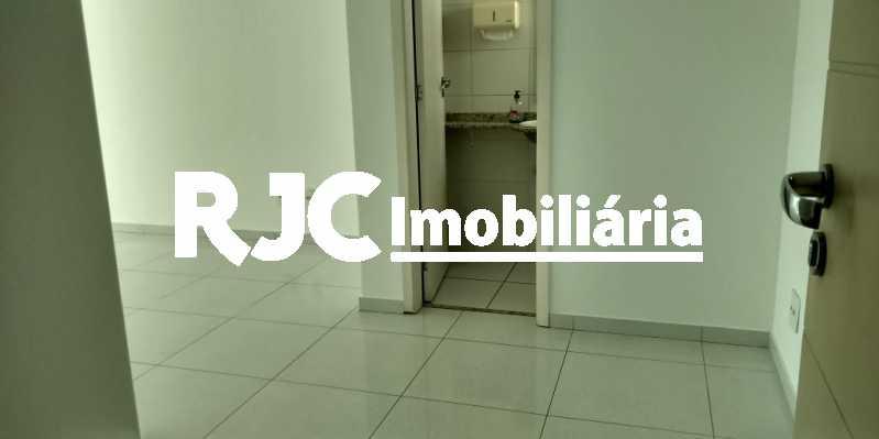 5 - Sala Comercial 33m² à venda Rua Pinto de Figueiredo,Tijuca, Rio de Janeiro - R$ 280.000 - MBSL00284 - 6