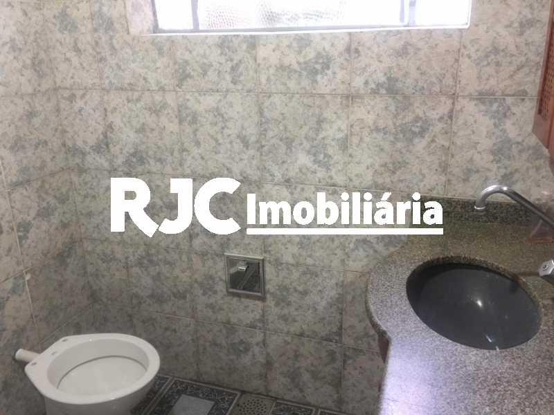13 - Apartamento à venda Rua Maia Lacerda,Estácio, Rio de Janeiro - R$ 360.000 - MBAP25468 - 14