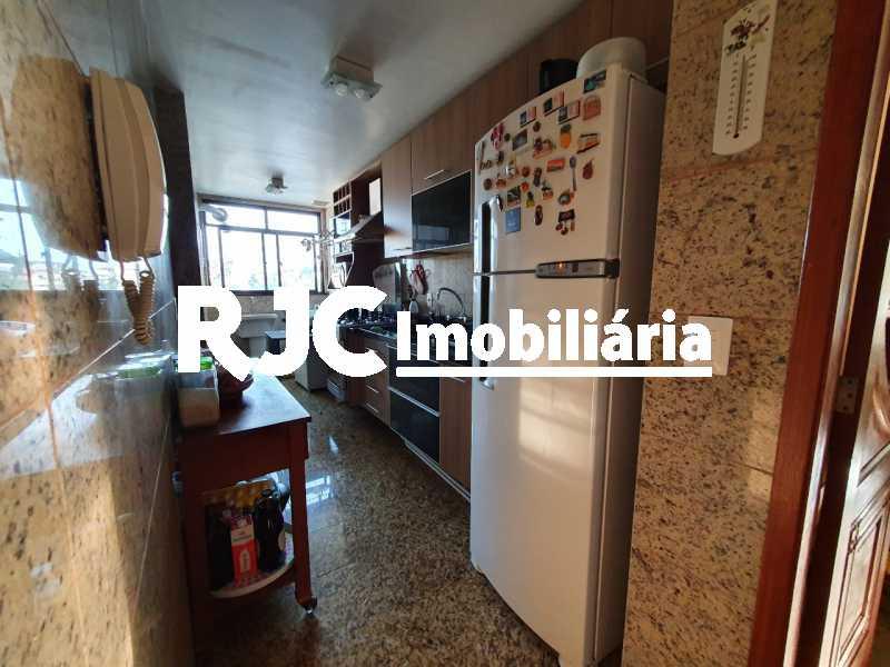 18. - Apartamento 2 quartos à venda Glória, Rio de Janeiro - R$ 590.000 - MBAP25479 - 19