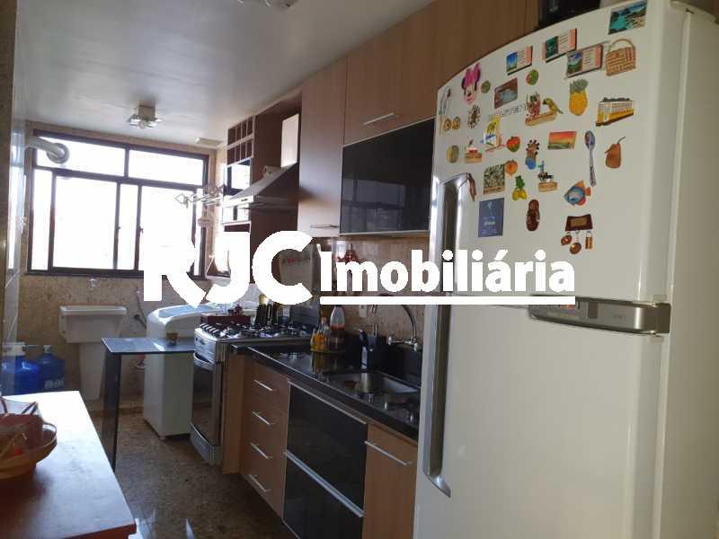 21. - Apartamento 2 quartos à venda Glória, Rio de Janeiro - R$ 590.000 - MBAP25479 - 22