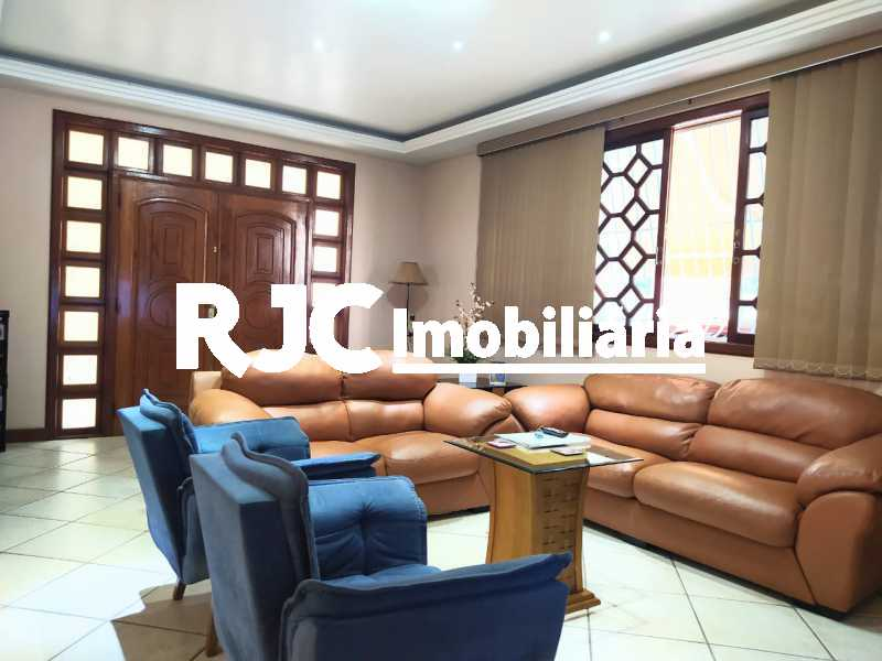 3  SALA 1º PISO. - Casa de Vila 4 quartos à venda Maracanã, Rio de Janeiro - R$ 1.930.000 - MBCV40070 - 4