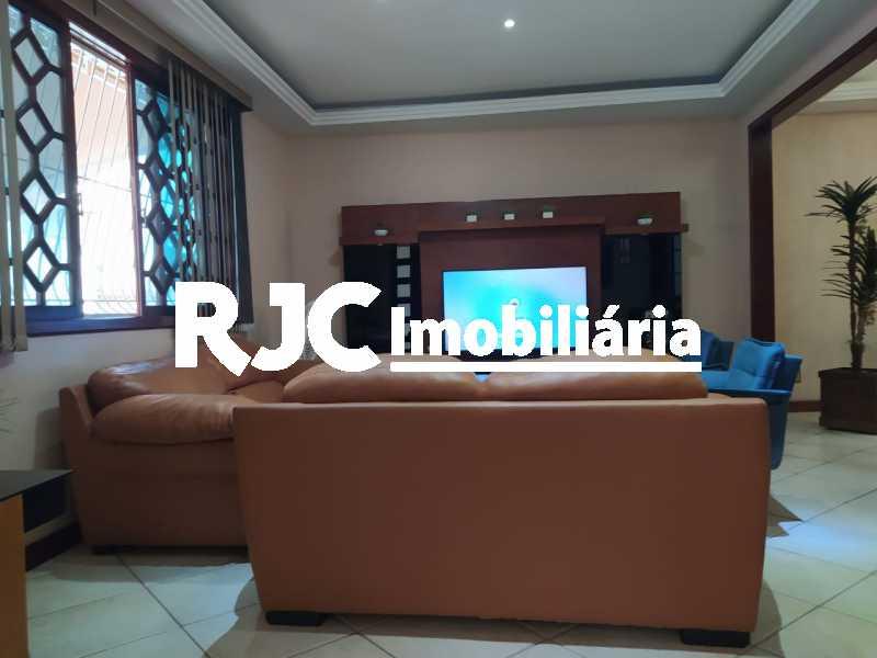 4  SALA 1º PISO. - Casa de Vila 4 quartos à venda Maracanã, Rio de Janeiro - R$ 1.930.000 - MBCV40070 - 5