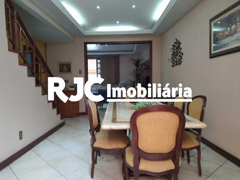 5 SALA DE JANTAR 1º PISO. - Casa de Vila 4 quartos à venda Maracanã, Rio de Janeiro - R$ 1.930.000 - MBCV40070 - 6