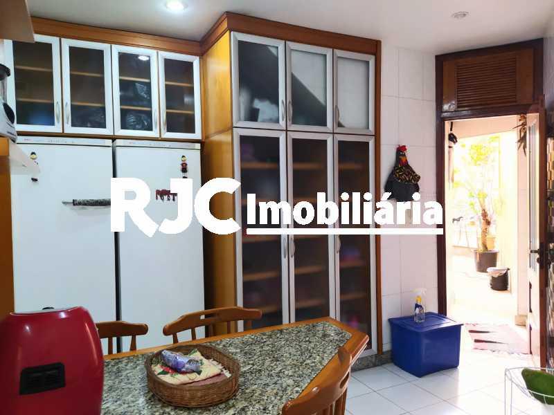 7 COZINHA 1ºPISO. - Casa de Vila 4 quartos à venda Maracanã, Rio de Janeiro - R$ 1.930.000 - MBCV40070 - 8