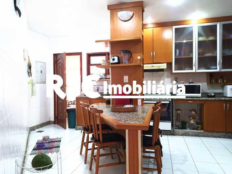 8 COZINHA 1º PISO. - Casa de Vila 4 quartos à venda Maracanã, Rio de Janeiro - R$ 1.930.000 - MBCV40070 - 9