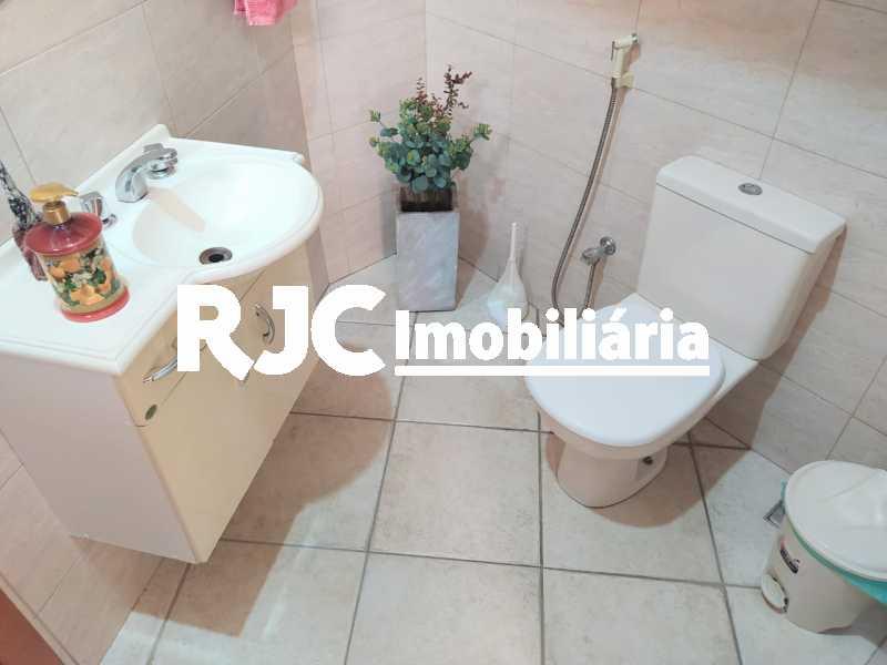 9 LAVABO 2ºPISO. - Casa de Vila 4 quartos à venda Maracanã, Rio de Janeiro - R$ 1.930.000 - MBCV40070 - 10