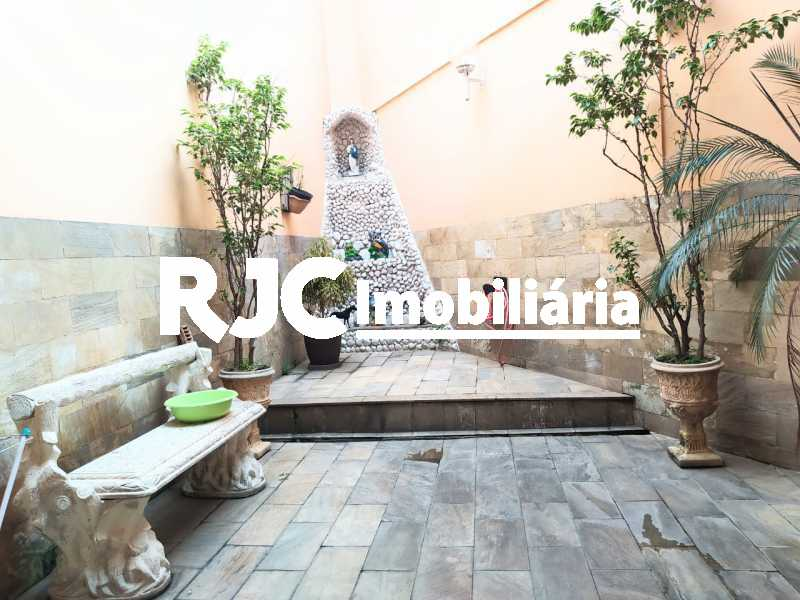 10 AREA EXTERNA 1º PISO. - Casa de Vila 4 quartos à venda Maracanã, Rio de Janeiro - R$ 1.930.000 - MBCV40070 - 11