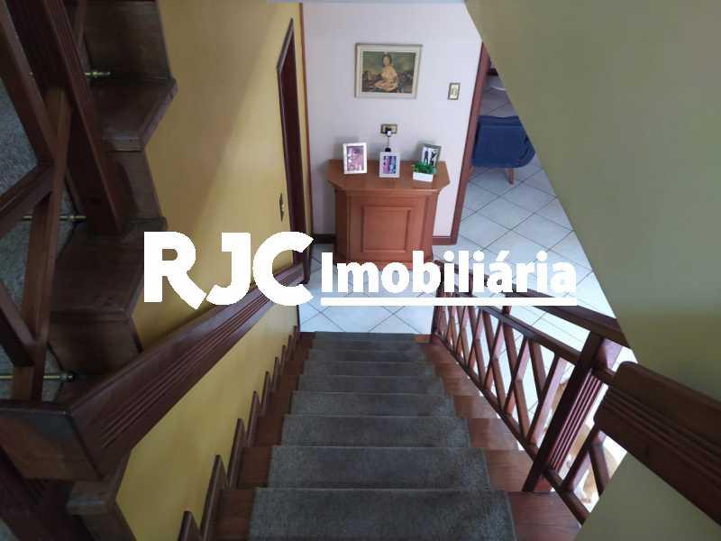 11 ESCADA ACESSO 2ºPISO. - Casa de Vila 4 quartos à venda Maracanã, Rio de Janeiro - R$ 1.930.000 - MBCV40070 - 12