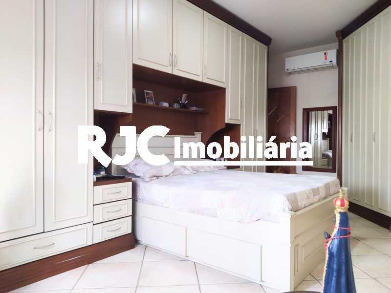 13  QUARTO CASAL 2º PISO. - Casa de Vila 4 quartos à venda Maracanã, Rio de Janeiro - R$ 1.930.000 - MBCV40070 - 14