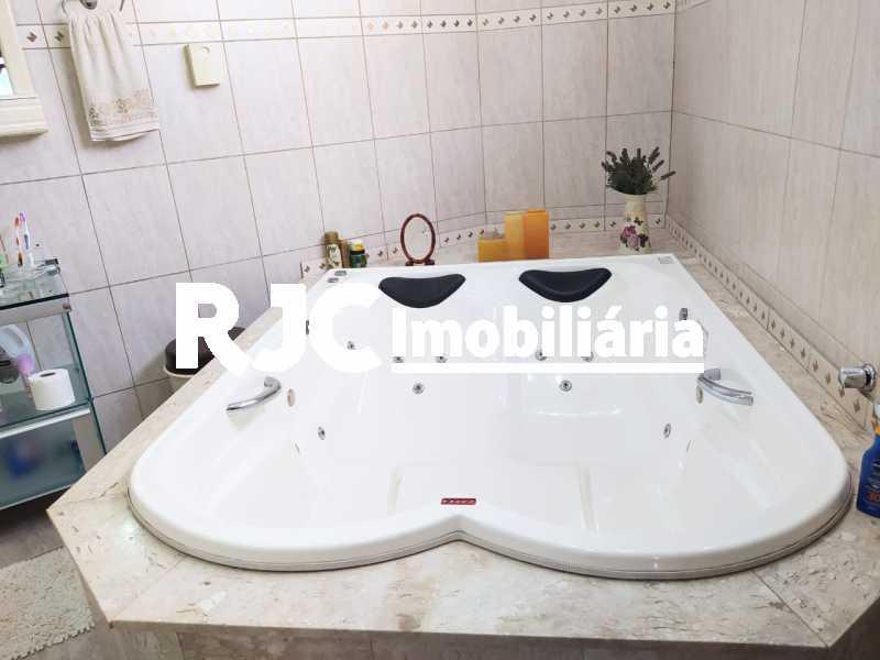 14 SUITE CASAL 2º PISO. - Casa de Vila 4 quartos à venda Maracanã, Rio de Janeiro - R$ 1.930.000 - MBCV40070 - 15