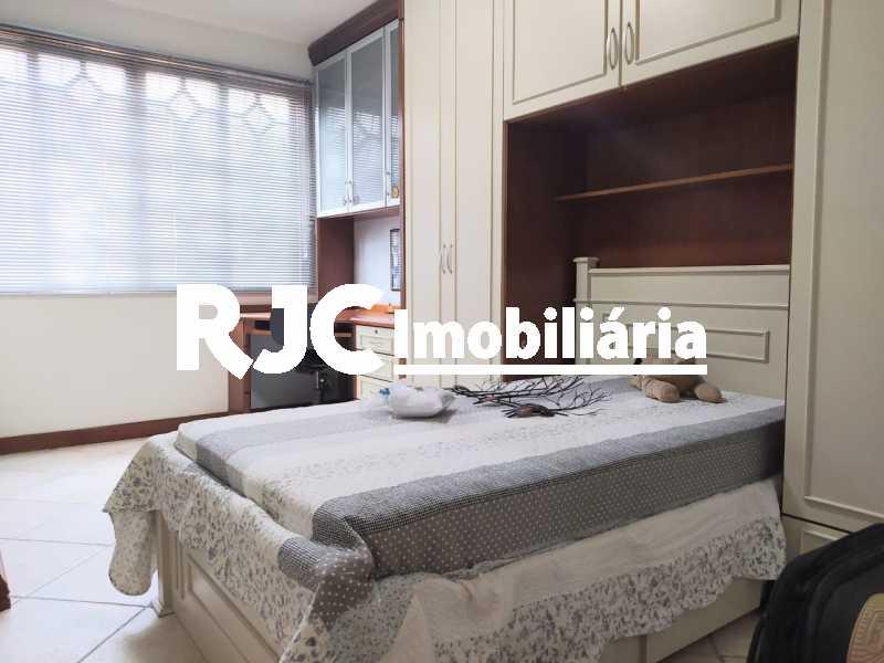 16 QUARTO 2   2º PISO. - Casa de Vila 4 quartos à venda Maracanã, Rio de Janeiro - R$ 1.930.000 - MBCV40070 - 17