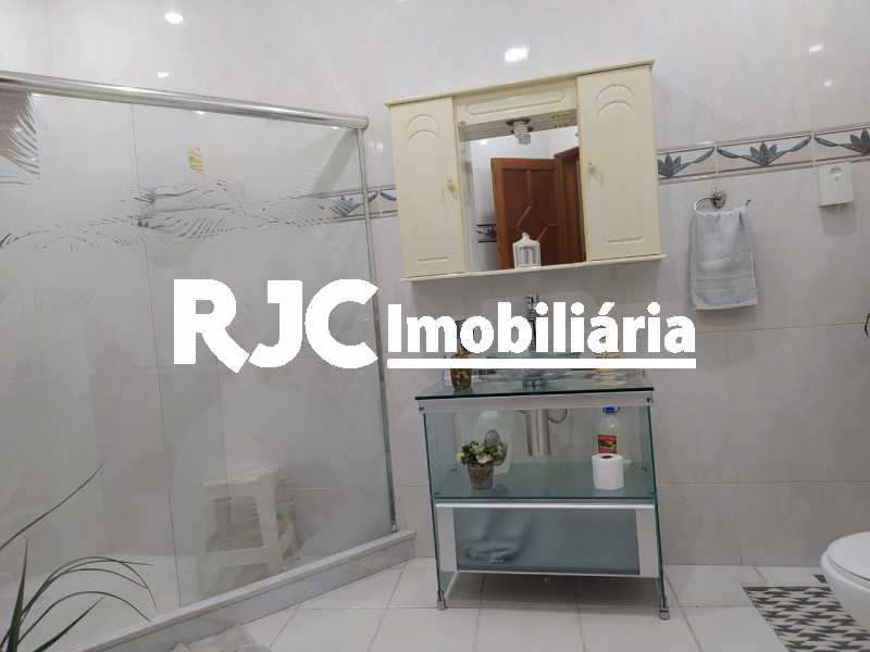 19 BANHEIRO SOCIAL 2º PISO. - Casa de Vila 4 quartos à venda Maracanã, Rio de Janeiro - R$ 1.930.000 - MBCV40070 - 20