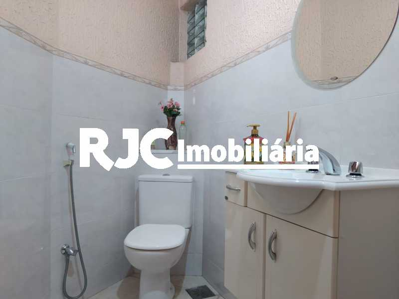 20 LAVABO 2º PISO. - Casa de Vila 4 quartos à venda Maracanã, Rio de Janeiro - R$ 1.930.000 - MBCV40070 - 21
