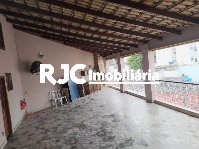 21 TERRAÇÃO 3º PISO. - Casa de Vila 4 quartos à venda Maracanã, Rio de Janeiro - R$ 1.930.000 - MBCV40070 - 22
