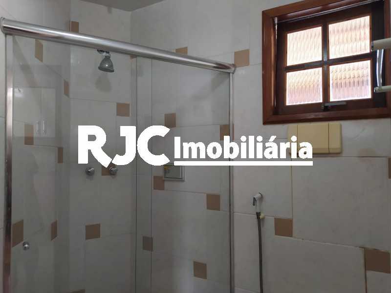 23 BANHEIRO DE EMPREGADA 3º P - Casa de Vila 4 quartos à venda Maracanã, Rio de Janeiro - R$ 1.930.000 - MBCV40070 - 24
