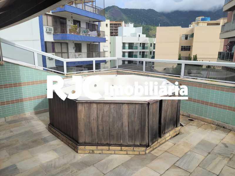 25 OFURÔ  4º PISO. - Casa de Vila 4 quartos à venda Maracanã, Rio de Janeiro - R$ 1.930.000 - MBCV40070 - 26