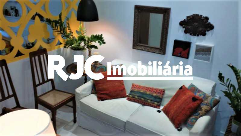 01 - Kitnet/Conjugado 24m² à venda Tijuca, Rio de Janeiro - R$ 260.000 - MBKI00118 - 1