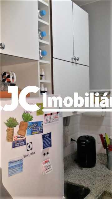 17 - Kitnet/Conjugado 24m² à venda Tijuca, Rio de Janeiro - R$ 260.000 - MBKI00118 - 18
