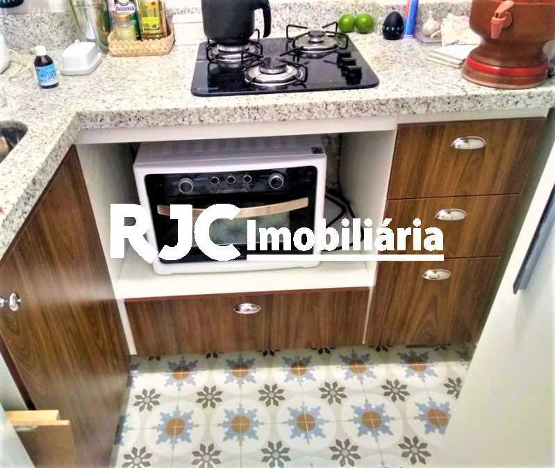 18 - Kitnet/Conjugado 24m² à venda Tijuca, Rio de Janeiro - R$ 260.000 - MBKI00118 - 19