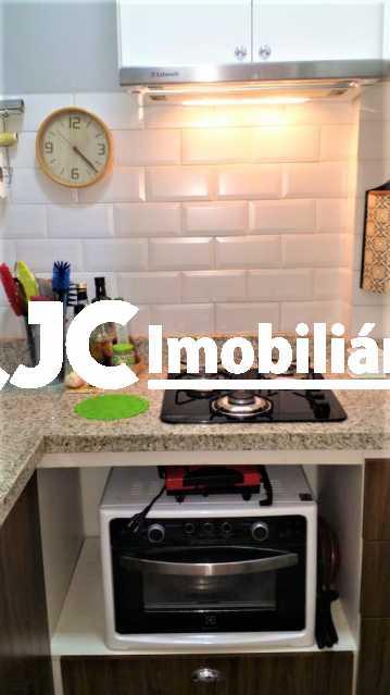 19 - Kitnet/Conjugado 24m² à venda Tijuca, Rio de Janeiro - R$ 260.000 - MBKI00118 - 20