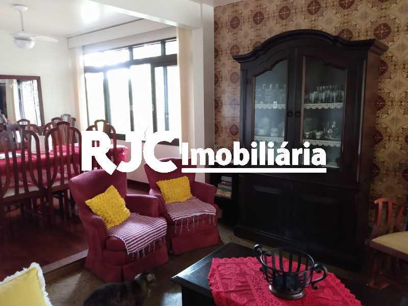 2 - Casa em Condomínio 4 quartos à venda Itanhangá, Rio de Janeiro - R$ 1.000.000 - MBCN40019 - 3