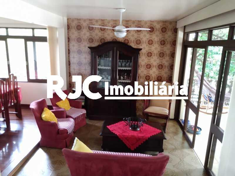5 - Casa em Condomínio 4 quartos à venda Itanhangá, Rio de Janeiro - R$ 1.000.000 - MBCN40019 - 6