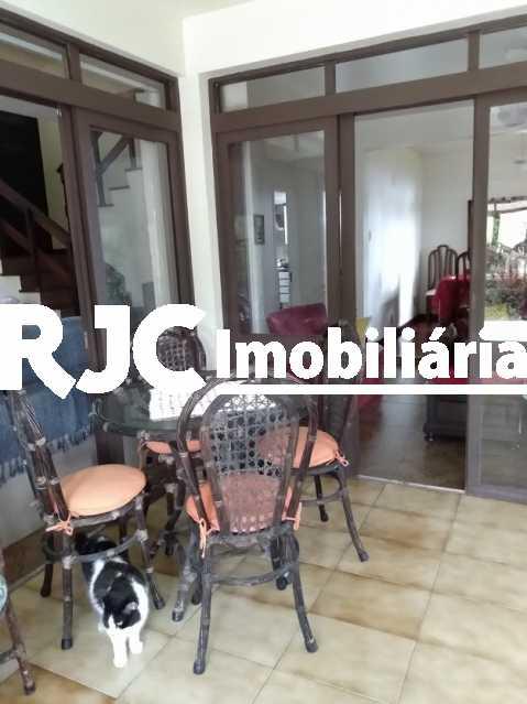 6 - Casa em Condomínio 4 quartos à venda Itanhangá, Rio de Janeiro - R$ 1.000.000 - MBCN40019 - 7