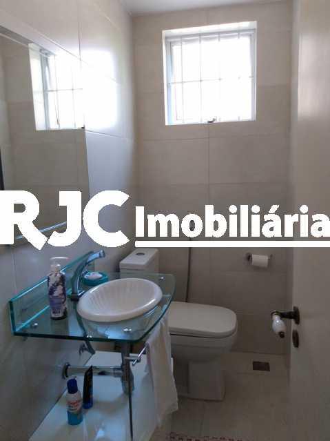 13 - Casa em Condomínio 4 quartos à venda Itanhangá, Rio de Janeiro - R$ 1.000.000 - MBCN40019 - 14