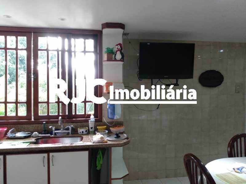 14 - Casa em Condomínio 4 quartos à venda Itanhangá, Rio de Janeiro - R$ 1.000.000 - MBCN40019 - 15
