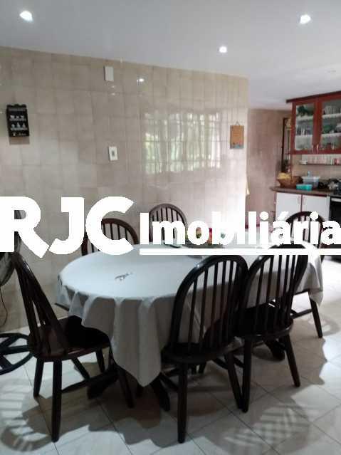15 - Casa em Condomínio 4 quartos à venda Itanhangá, Rio de Janeiro - R$ 1.000.000 - MBCN40019 - 16