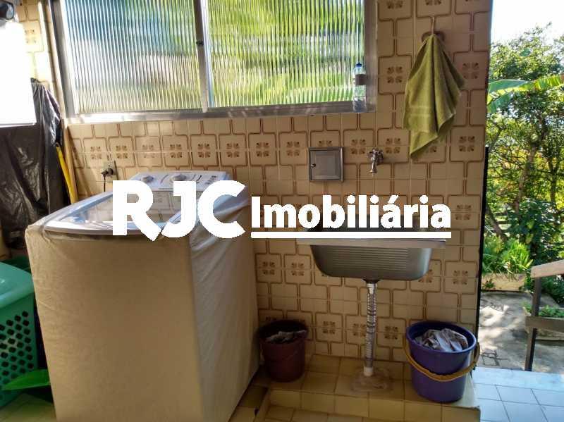 16 - Casa em Condomínio 4 quartos à venda Itanhangá, Rio de Janeiro - R$ 1.000.000 - MBCN40019 - 17