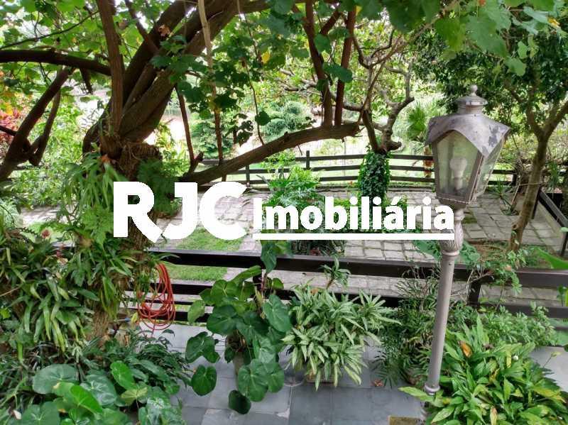 17 - Casa em Condomínio 4 quartos à venda Itanhangá, Rio de Janeiro - R$ 1.000.000 - MBCN40019 - 18