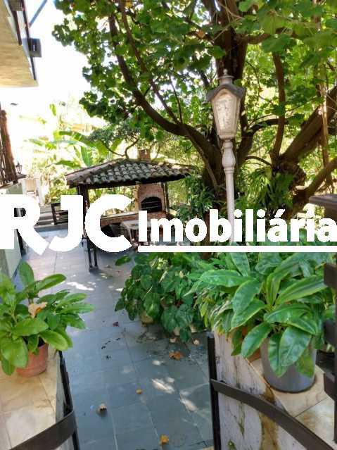 18 - Casa em Condomínio 4 quartos à venda Itanhangá, Rio de Janeiro - R$ 1.000.000 - MBCN40019 - 19