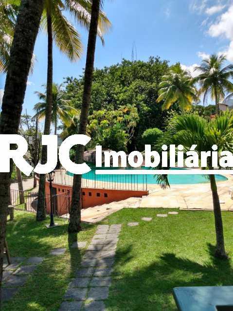19 - Casa em Condomínio 4 quartos à venda Itanhangá, Rio de Janeiro - R$ 1.000.000 - MBCN40019 - 20
