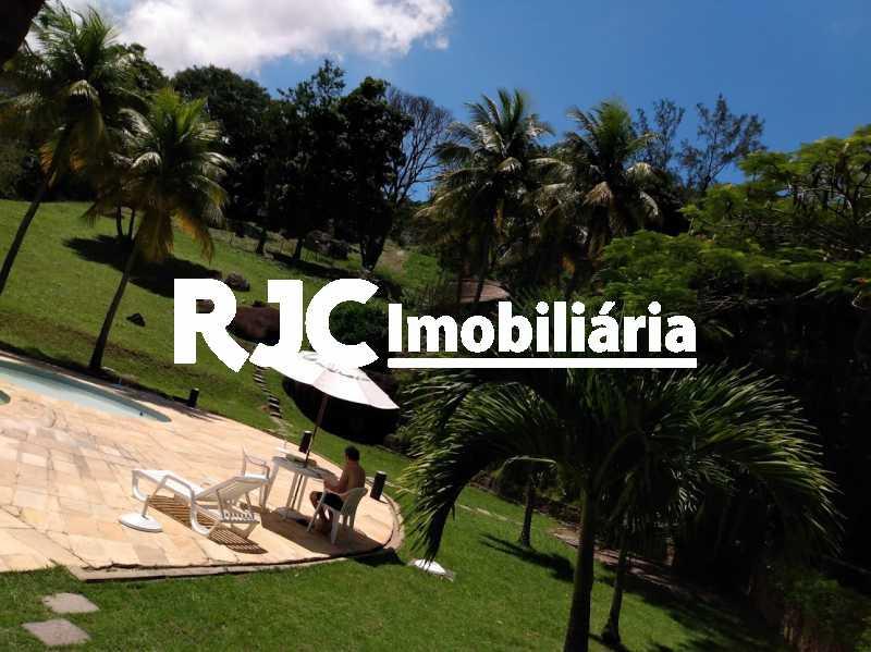 20 - Casa em Condomínio 4 quartos à venda Itanhangá, Rio de Janeiro - R$ 1.000.000 - MBCN40019 - 21