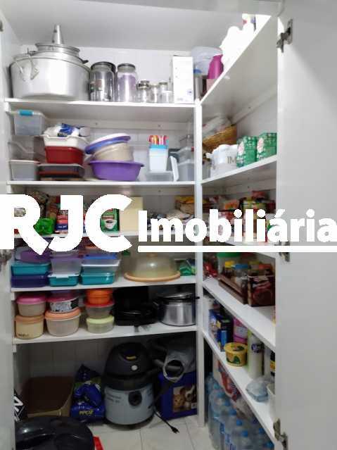 21 - Casa em Condomínio 4 quartos à venda Itanhangá, Rio de Janeiro - R$ 1.000.000 - MBCN40019 - 22