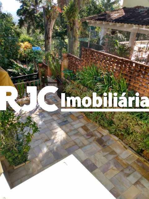 25 - Casa em Condomínio 4 quartos à venda Itanhangá, Rio de Janeiro - R$ 1.000.000 - MBCN40019 - 26