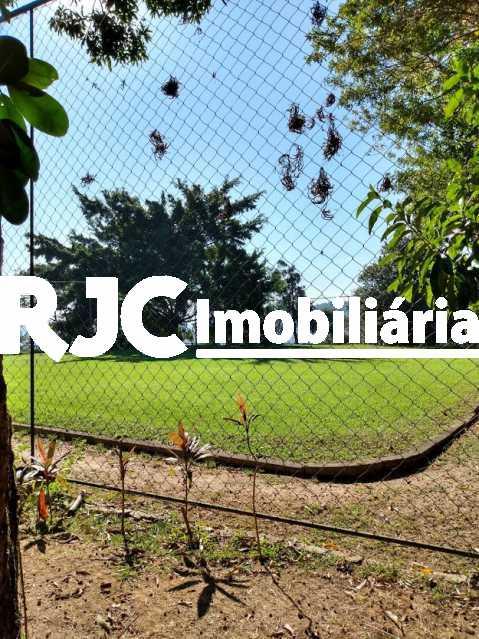 28 - Casa em Condomínio 4 quartos à venda Itanhangá, Rio de Janeiro - R$ 1.000.000 - MBCN40019 - 29