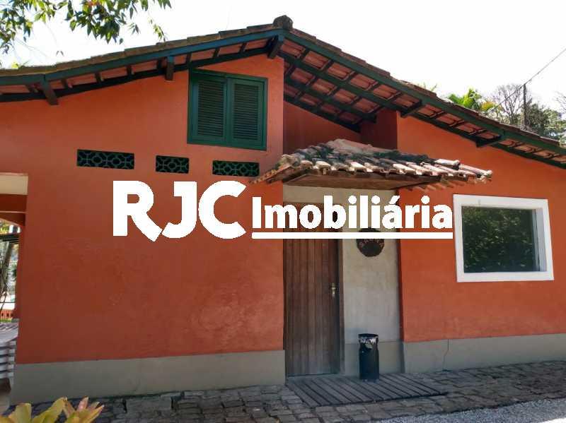 29 - Casa em Condomínio 4 quartos à venda Itanhangá, Rio de Janeiro - R$ 1.000.000 - MBCN40019 - 30