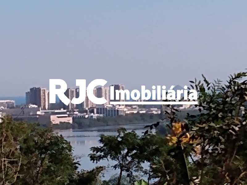30 - Casa em Condomínio 4 quartos à venda Itanhangá, Rio de Janeiro - R$ 1.000.000 - MBCN40019 - 31