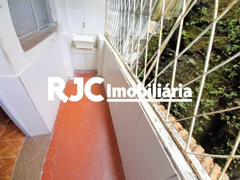 5 - Apartamento 1 quarto à venda Estácio, Rio de Janeiro - R$ 165.000 - MBAP10978 - 6