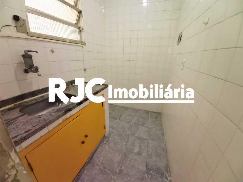 12 - Apartamento 1 quarto à venda Estácio, Rio de Janeiro - R$ 165.000 - MBAP10978 - 13