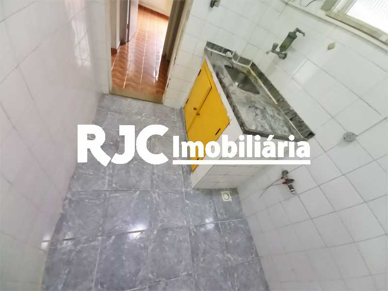 13 - Apartamento 1 quarto à venda Estácio, Rio de Janeiro - R$ 165.000 - MBAP10978 - 14