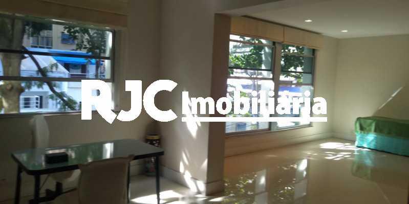 1 - Apartamento 3 quartos à venda Lagoa, Rio de Janeiro - R$ 1.675.000 - MBAP33496 - 1