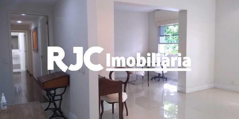 3 - Apartamento 3 quartos à venda Lagoa, Rio de Janeiro - R$ 1.675.000 - MBAP33496 - 4