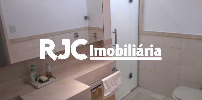 7 - Apartamento 3 quartos à venda Lagoa, Rio de Janeiro - R$ 1.675.000 - MBAP33496 - 8