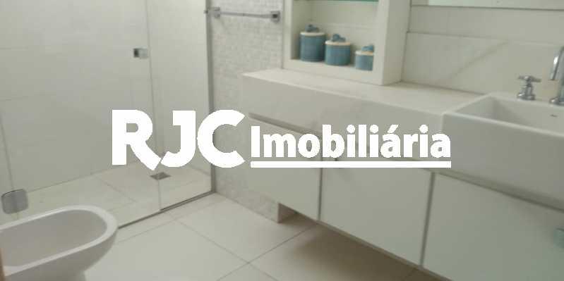 15 - Apartamento 3 quartos à venda Lagoa, Rio de Janeiro - R$ 1.675.000 - MBAP33496 - 16